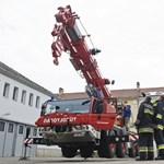 Nagy a baj a tűzoltóknál