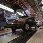 Brutálisan nőtt az Audi eredménye