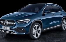 Megérkezett a vadonatúj Mercedes GLA Magyarországra