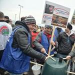 Egy lépésre a sztrájktól a szakszervezetek
