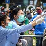 Thaiföldön és Ausztráliában is meghalt egy-egy koronavírusos beteg