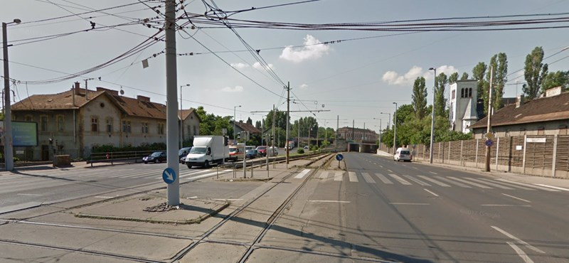 Pár hétre elfelejhetjük a fővárosi 1-es villamos egy szakaszát, szombaton indul a vágányzár