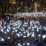 Szezonja van, most tüntet a magyar: 100-ból hárman meg is teszik