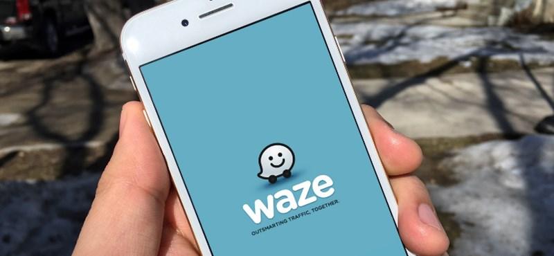 Megkapta a Waze a Google Térkép egyik leghasznosabb funkcióját
