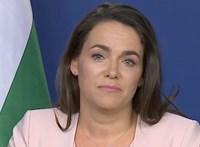 """Novák Katalin szerint a Fidesz """"gazdasági érdekek"""" miatt is barátkozik a """"balra tolódott"""" CDU-val"""