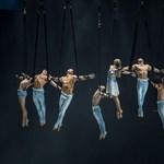 A cirkuszban egy biztos: a halálos szaltó nélkül nem megy