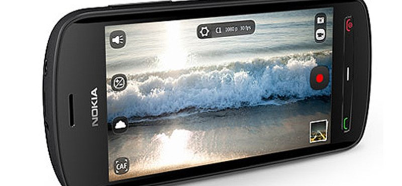Nokia 808 Pureview - a világ első, 41 megapixeles kamerája, mobilban