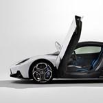 Magyarországon a Maserati 630 lóerős új szupersportkocsija