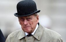 Visszavitték Fülöp herceget a londoni magánkórházba