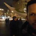 Strasbourghoz fordultak az ellenzéki képviselők az MTVA-székháznál történtek miatt