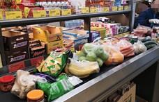 Óriásit drágultak az élelmiszerek, épp 4 százalék alatti az infláció