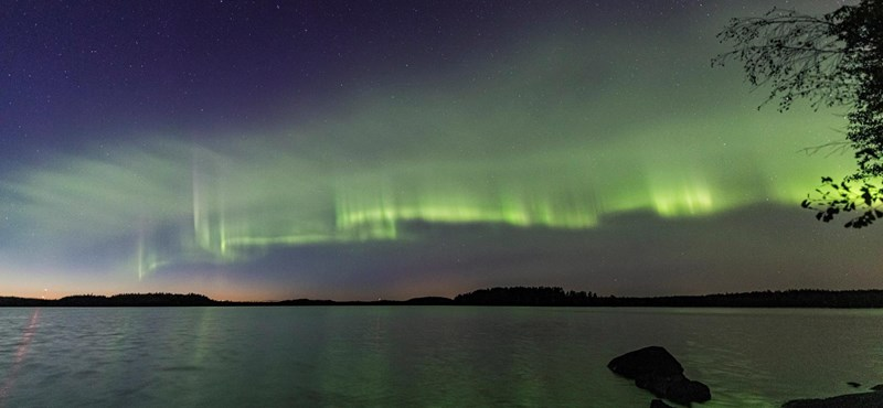 """""""Elképesztő felfedezés"""": az északi fény új formájára talált rá egy finn amatőr meteorológus"""