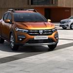 Három premiert tartott a Dacia: itt az új Logan, Sandero és Sandero Stepway