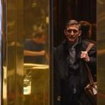 Bűnösnek vallotta magát Trump oroszokkal tárgyaló volt főtanácsadója