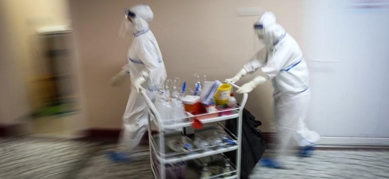 Naponta több száz új fertőzött van a nyugat-balkáni országokban