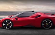 A koronavírus miatt késik a Ferrari legfrissebb hiperautója
