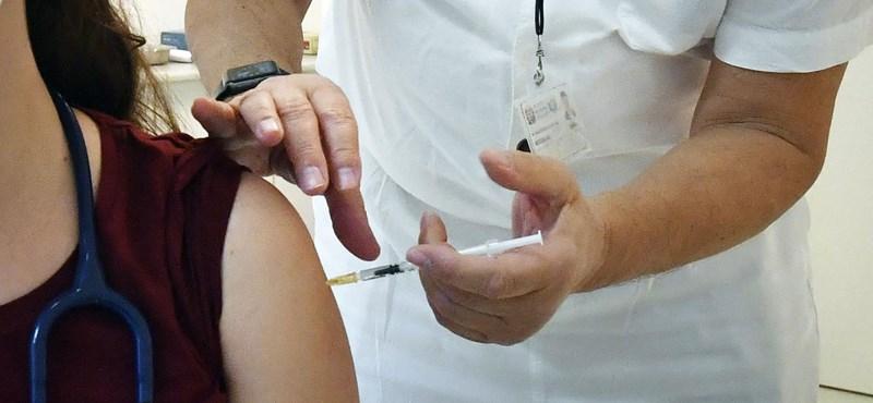 Már négymillió adag koronavírus-vakcinát adtak be az Egyesült Királyságban