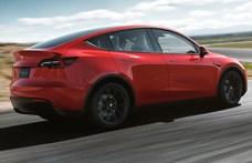 17,7 millió forinton nyit a vadonatúj Tesla Y a szomszédban