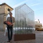 Építs üvegházat Legoból!