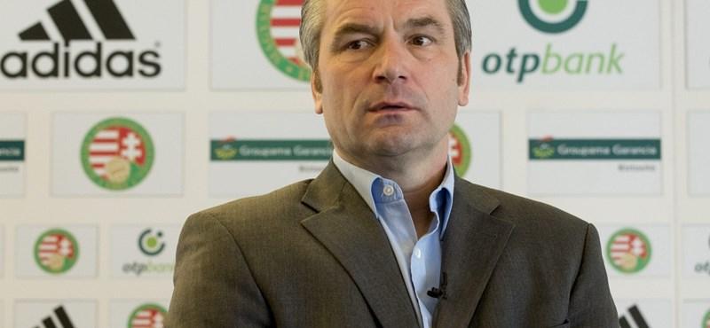 Böde maradt Szalai helyett a magyar válogatott keretében