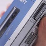 Különleges videóval ünnepli a Sony, hogy 40 éves lett a Walkman