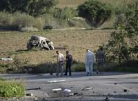 Még mindig rejtély övezi a máltai újságíró meggyilkolását