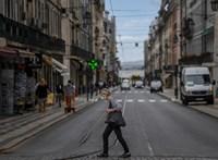 Nagyon terjed az indiai vírusvariáns a portugál fővárosban