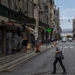 Vesztegzár alá helyezték Lisszabont