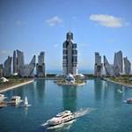 Azerbajdzsán építheti a világ legmagasabb toronyházát