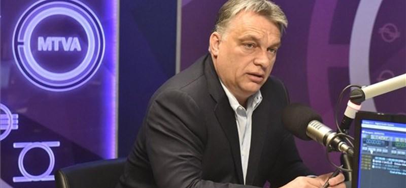 Orbán: Polgári engedetlenség nincsen, illetve mégis van