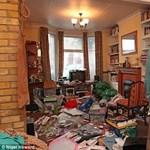 Halálhírét keltették - majd tönkretették lakását