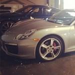 Álca nélkül az új Porsche Cayman S - fotók