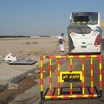 Egyiptomi túlélő: egymásra zuhantak az utasok a busz bal oldalán