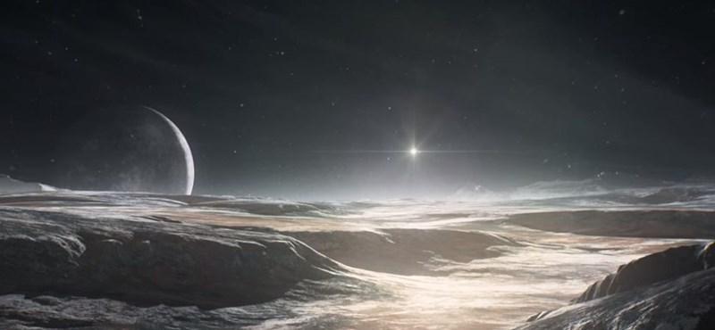Csinált egy videót a NASA: ilyen látvány lesz leszállni a Plútóra