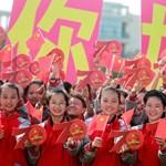 Így ünnepli a sok ezer éves kínai kultúra a kommunista Kína 70. születésnapját