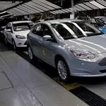 Jönnek az elektromos Ford Focusok
