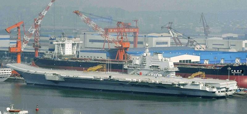Kína begurult két japán hajó miatt