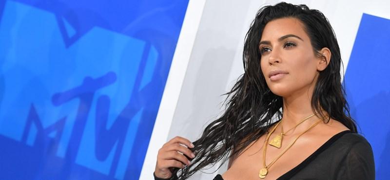 Megszületett Kim Kardashian és Kanye West negyedik gyereke