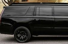 Oligarchák és maffiózok új szolgálati járműve lehet ez a gigantikus fekete terepjáró