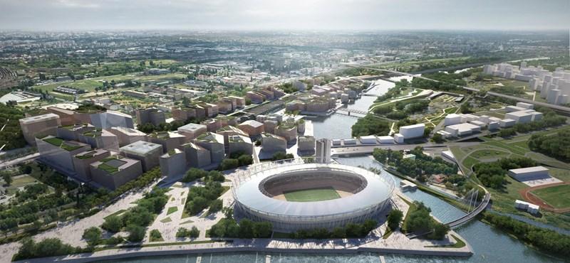 Egy városrésznyi sportarénát épít a kormány Budapestre, de mit szólnak ehhez a főpolgármester-jelöltek?
