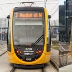 Máris rozsdásodnak az új CAF villamosok Budapesten