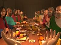Nem vicc, jön a videojáték, amelyben Jézus Krisztusként tehetünk csodákat