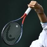 Nem tette oda magát eléggé, durván megbüntettek egy teniszezőt Wimbledonban