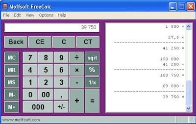 freecalc