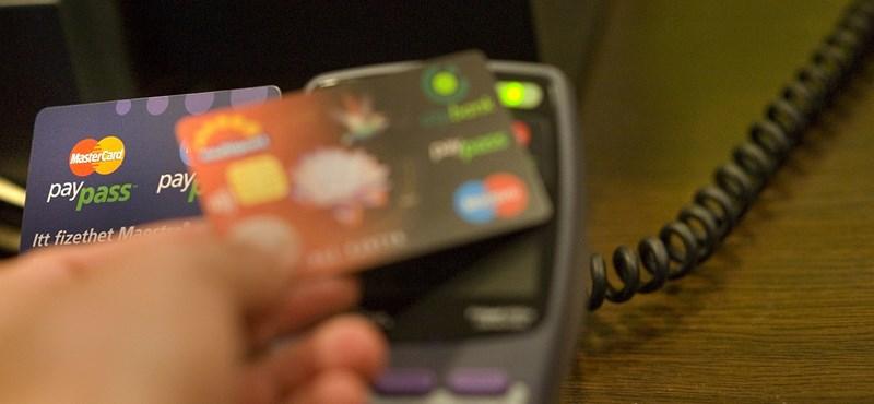 15 ezer forintra emeli a Mastercard az érintéses fizetések összeghatárát