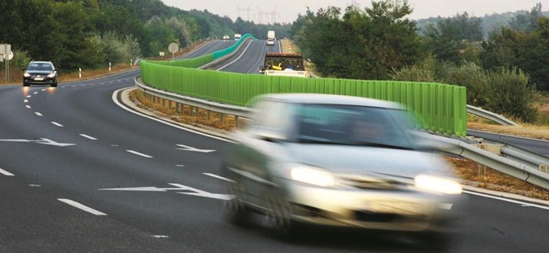Kilométerenként 120 millióért újították fel a 8-as főutat Várpalotán