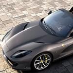 Ritka nap a mai: íme, a második vadonatúj Ferrari
