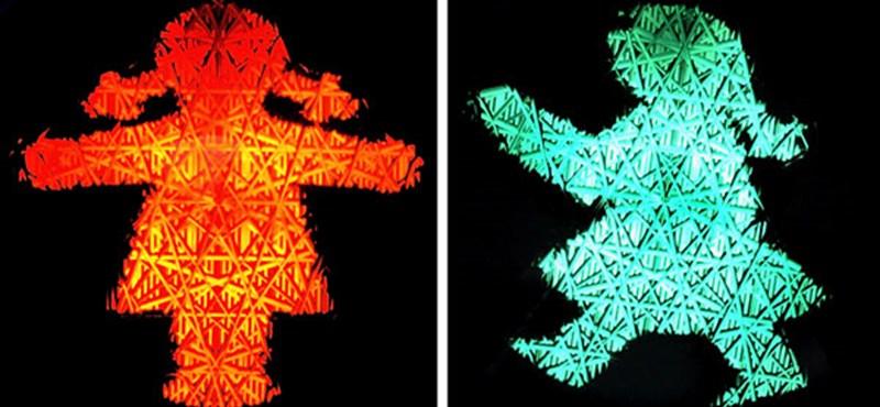 Nőnap alkalmából több nővel színesítik a közlekedési lámpákat