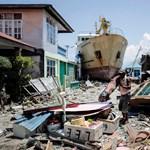 Jelentősen tovább emelkedett az indonéziai földrengés áldozatainak száma
