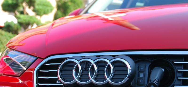 Begurult az Audi e-tron – konnektoros a közeljövő?